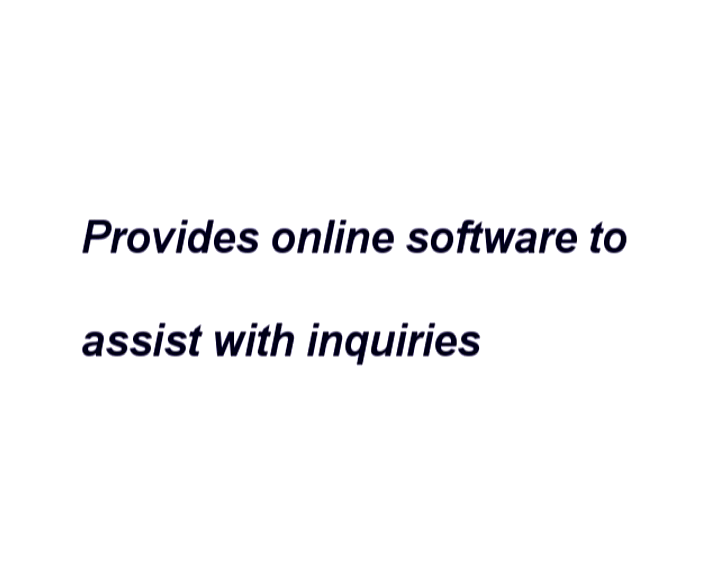 Provides online Java software applications